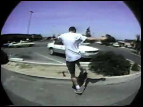 Tom Knox: Santa Cruz Speed Freaks Part 1989