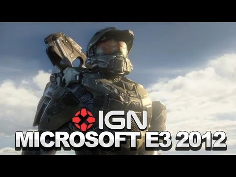 Microsoft E3 2012 Press Conference Analysis Halo 4, Splinter Cell: Blacklist, Tomb Raider