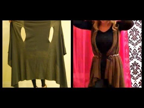 Платье трансформер своими руками с ольгой никишичевой 169