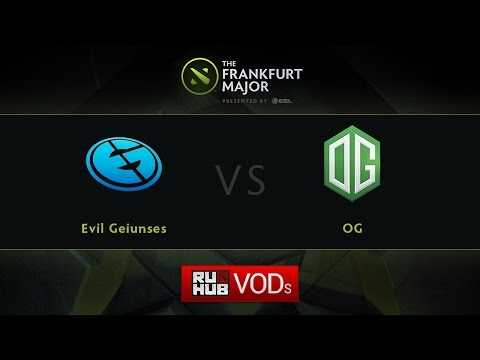 EG vs OG, Fall Major, LB Final, Game 3