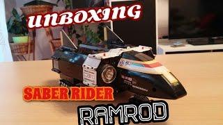 UNBOXING Saber Rider RAMROD/BISMARCK [Deutsch/German]