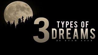 3 Types Of Dreams