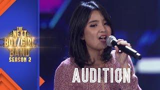 """Shelby Anneshavira Aditya """"Bang Bang"""" I Singing Audition I The Next Boy/Girl Band S2 GTV"""