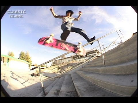 Don The Nuge Nguyen Vs. 11 Stair Rail Classic Slams #29