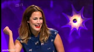 Caroline Flack Banter About Harry Styles - Celebrity Juice - 26/04/12