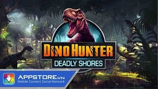 [iOS Game] Dino hunter - Săn khủng long - AppStoreVn