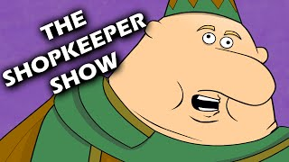 The Shopkeeper Show [Dota 2 Parody]