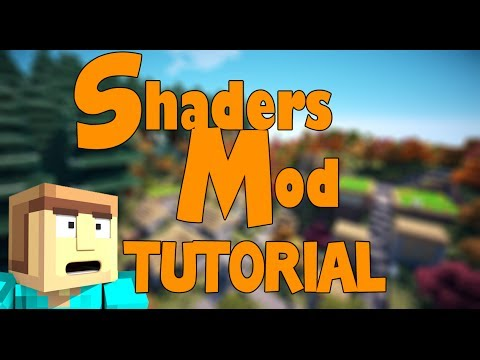 Minecraft: Shaders Mod + OptiFine 1.7.5/1.7.9 - Tutorial + Download [EASY]