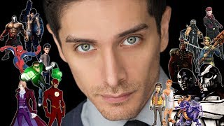 """The Many Voices of """"Josh Keaton"""" In Animation & Video Games"""