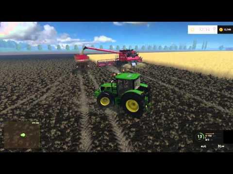 Hello America map states v8 Farming Simulator 2015 #01