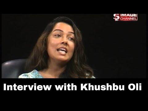Image Sambad - Interview with Khushbu Oli