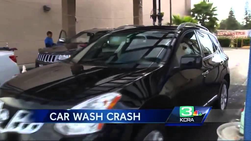 Victims Of Elk Grove Car Wash Crash Still Recovering Youtube