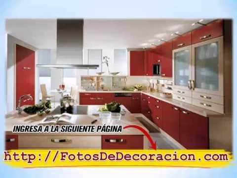 Muebles para cocinas decoraci n de cocinas modernas for Amoblamiento dormitorios matrimoniales