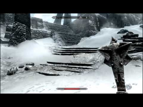 The Elder Scrolls V: Skyrim Legendary Edition Gameplay PC HD