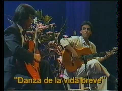 Pedro Javier Gonzalez y Yoshimi Otani - Danza de la vida breve