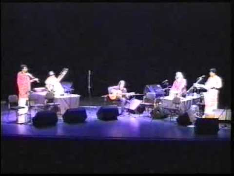 Pepe Habichuela and the Bollywood Strings - Spain 2002