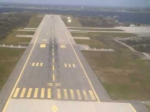 309. 04.06.2011 Haugesund landing, 24-28 Kt, turbulens