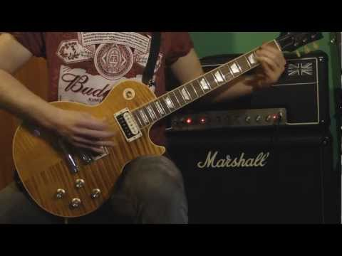 Slash - Apocalyptic Love (FULL guitar cover) HD
