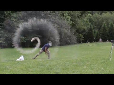 Diet Coke Mentos Rocket