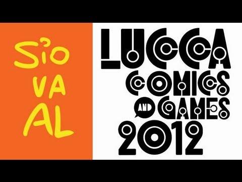 Annuncio Lucca Comics & Games 2012