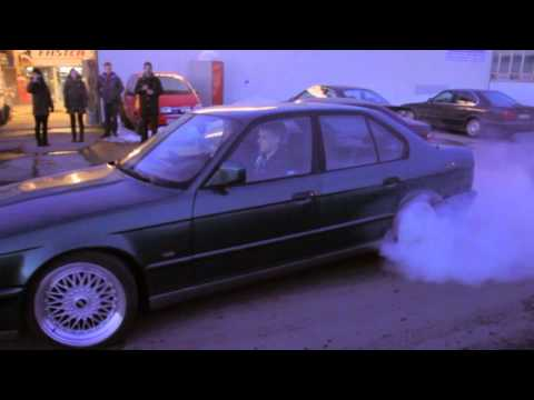 1000whp BMW E34 M5 - Ivarsproduction