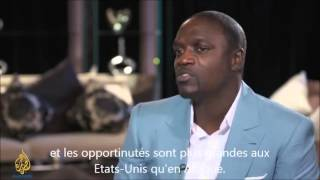 Les paroles pleines de sagesse du chanteur Akon