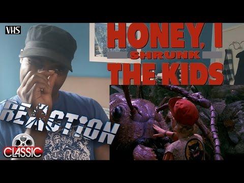Honey, I Shrunk The Kids (1989) Classic Trailer - REACTION!