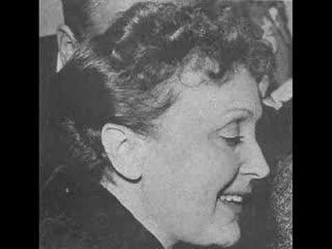 Эдит Пиаф - Hymne Lamour