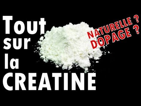 Musculation la CREATINE Dopant ? Quand, Pourquoi, Comment ? Emmanuel BEATO (HD)