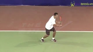 Hướng dẫn tennis Breakpoint Phần 2-Part 1