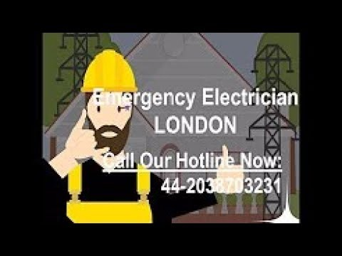 Emergency Electrician London | Call: