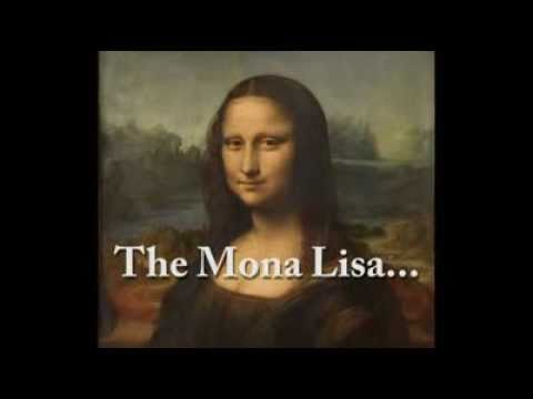 Mystery Of Mona Lisa