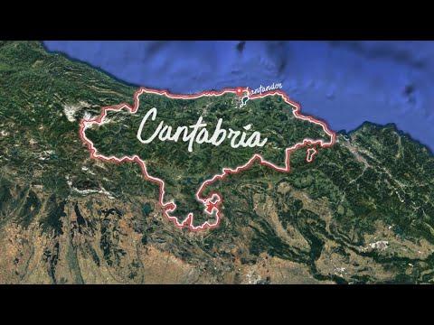 Vídeo promocional de Cantabria 2018