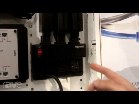CEDIA 2013: Legrand Features Compact Six Socket Power For Boxes