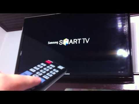 Samsung UN40D5500 desligando