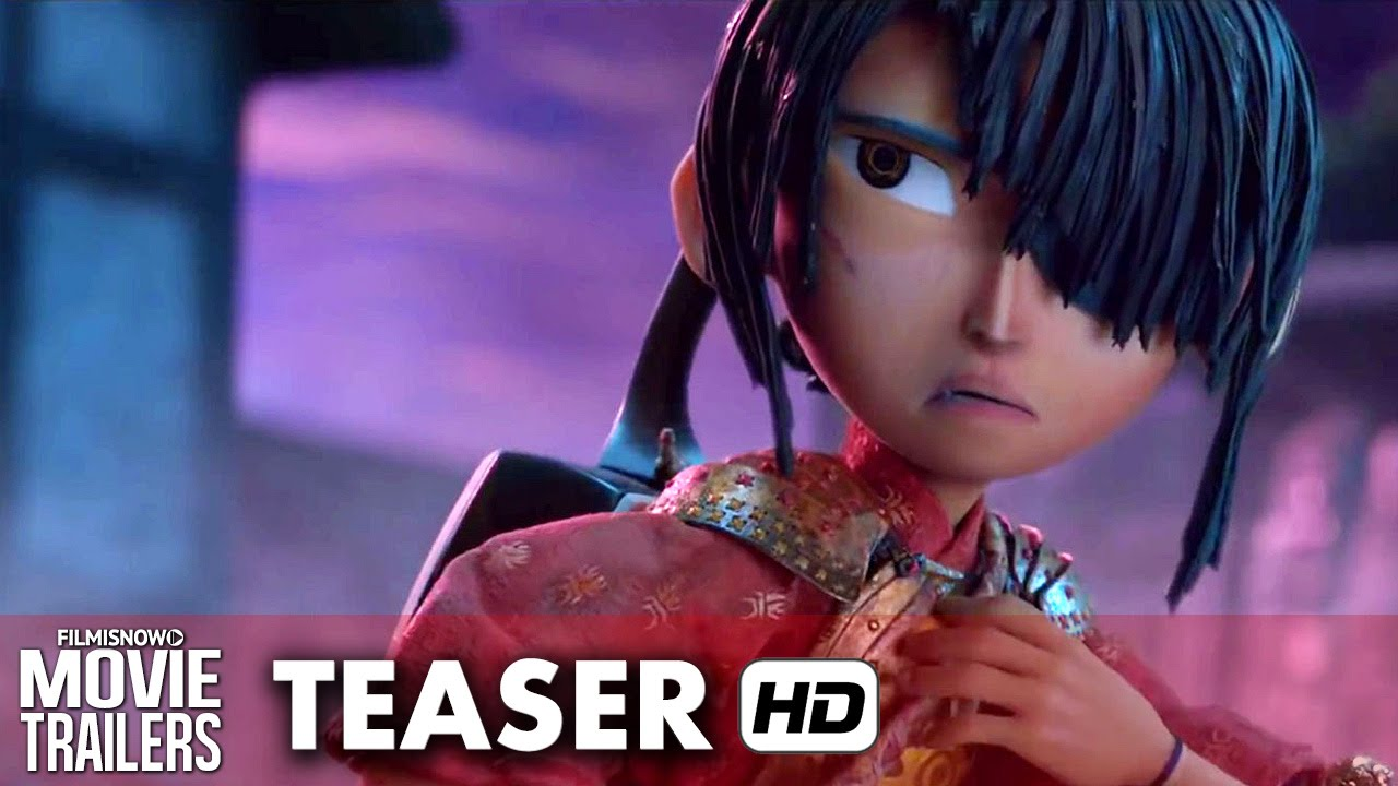 Kubo and The Two Strings Official Teaser Trailer (2016) HD