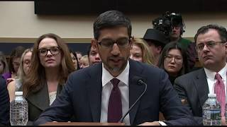 FOX 5 LIVE: GOOGLE in the hot seat! CEO Sundar Pichai testifies publicly for first time