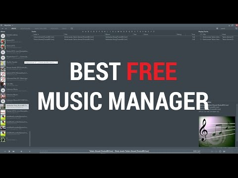 Best free music manager/player for pc