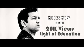 Success Story Tahsan |NSU Youth Fest 2017| Light Of Education |