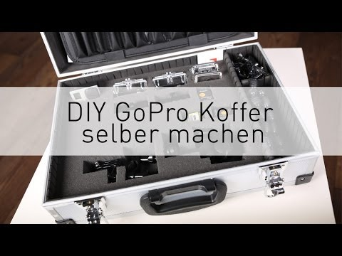 gopro stativ selber bauen deutsch diy. Black Bedroom Furniture Sets. Home Design Ideas