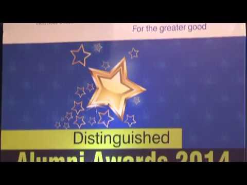 XLRI Homecoming & Distinguished Alumnus Awards Ceremony 2014