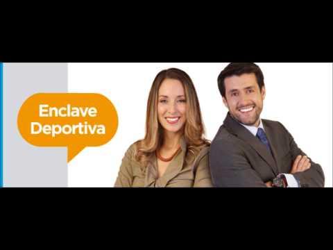 EnClave Deportiva - Radio La Clave - Francisco Eguiluz y Cecilia Lagos - Martes 17/03/2015