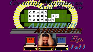 Wheel of Fortune - Commodore Amiga - Voice Synthesis