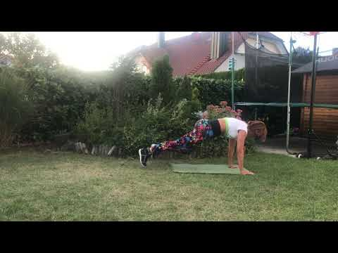 Basic Core Pyramide Workout          Piramis Core Zona Edzés