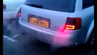 Audi Allroad 2.7 BiTurbo ... Sound...