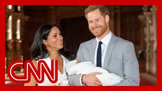Prince Harry addresses his decision to leave royal life