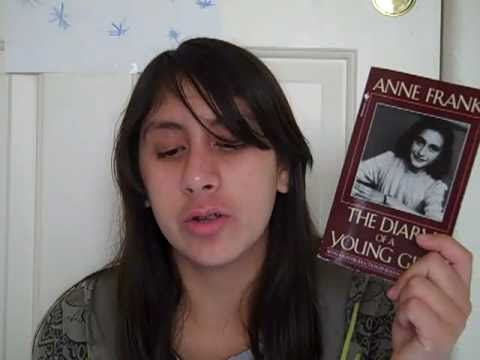 BOOK REVIEW on THE DIARY OF A YOUNG GIRL by ANNE FRANK