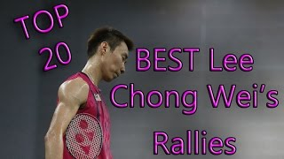 Best Lee Chong Wei
