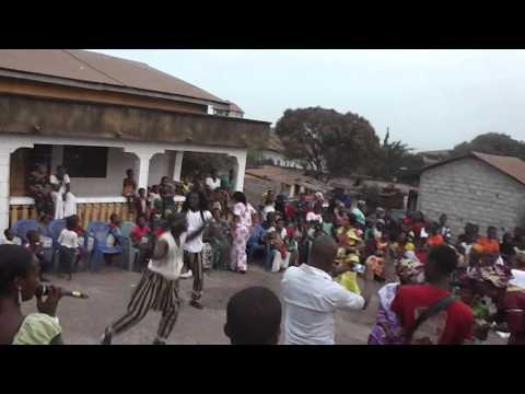 Denbadon à Conakry : doundounba