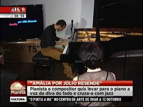 Amália por Júlio Resende - SIC Notícias